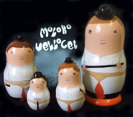 clockwork orange matryoshkas