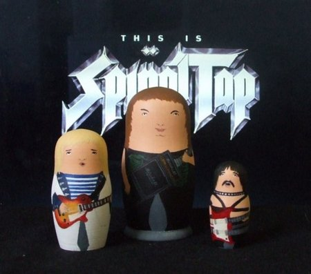 this is spinal tap matryoshkas